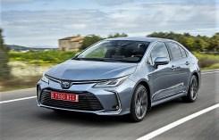 Die Limousinen-Variante des neuen Toyota Corolla. © Toyota