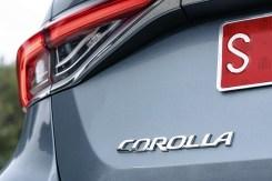 Unverständlich, warum Toyota den Corolla einst aus den Programm genommen und durch den Auris ersetzt hat. © Toyota
