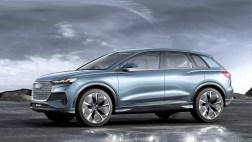 Um den höchsten Wirkungsgrad zu erzielen, nutzt Audi in den meisten Fällen hauptsächlich die hintere E-Maschine, einen permanent erregten Synchronmotor. Foto: Auto-Medienportal.Net/Audi