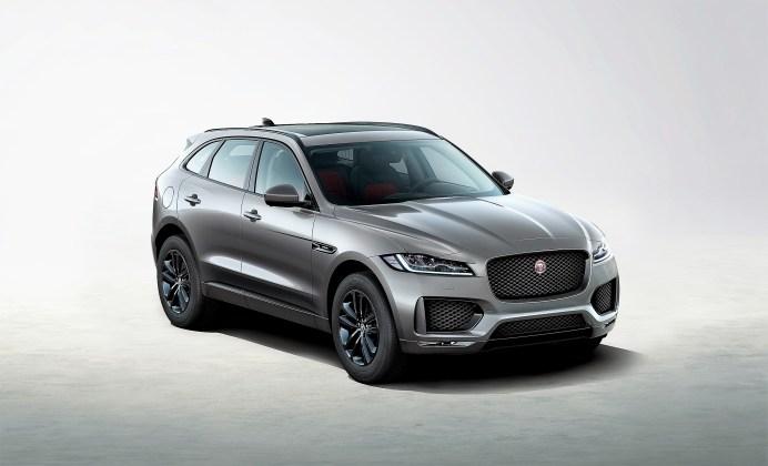 Der Jaguar F-Pace Chequered Flag. Foto: Auto-Medienportal.Net/Jaguar
