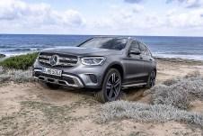 Mit einem umfangreichen Update wird sich der Mercedes-Benz GLC ab kommender Woche auf dem Autosalon in Genf (5.–17.3.2019) präsentieren. Foto: Auto-Medienportal.Net/Daimler