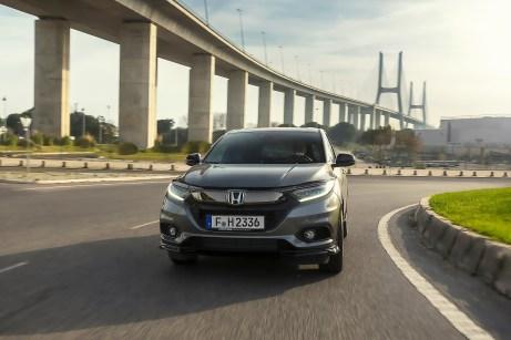 Der Honda HR-V Sport ist ab 29.990 Euro zu haben und steht ab 6. April 2019 beim Händler. © Honda