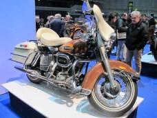 Erste mit E-Starter: Harley-Davidson FLH 1200 Electra Glide