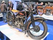 """Harley-Davidson JDH """"Twin Cam"""" mit Vorderradbremse"""