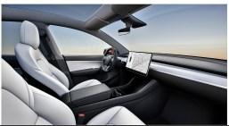Fünf oder sieben Sitze, optionaler Allradantrieb, vollelektrischer Antrieb: Dieses Rezept soll das Model Y zum globalen Verkaufsrenner machen. Foto: Auto-Medienportal.Net/Tesla