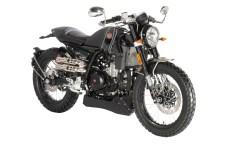 Schicker Hoffnungsträger: Die neue F.B Mondial HPS 300i ABS ist für 4.095 Euro zu haben. © F.B Mondial / Presse 21