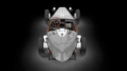 Die Basis des DB 718 bildet das Modell Brigitte für 49 500 Euro. Foto: Auto-Medienportal.Net/Devinci