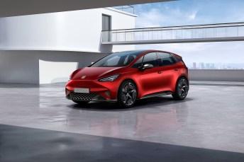 Das Konzeptfahrzeug soll voraussichtlich schon im nächsten Jahr auf den Markt kommen und im VW-Werk in Zwickau gebaut werden. Foto: Auto-Medienportal.Net/Seat