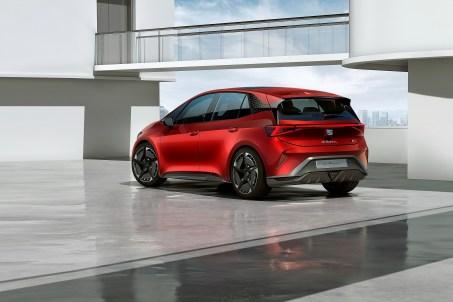 Bereits in weniger als 50 Minuten soll die 62-kWh-Batterie auf 80 Prozent der Maximalkapazität aufgeladen werden können. Foto: Auto-Medienportal.Net/Seat