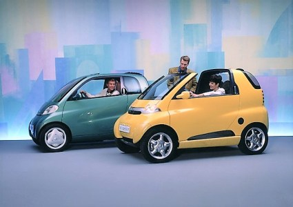 Smart Micro Car. Foto: Auto-Medienportal.Net/Daimler