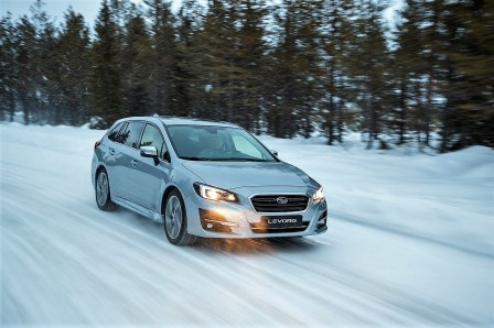 Der Familienkombi Subaru Levorg rollt umfassend überarbeitet ins neue Modelljahr – und bietet jetzt noch mehr Fahrspaß zu attraktiven Preisen. © Subaru