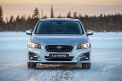 Der überarbeitete Subaru Levorg fährt ohne seine markante Hutze in neuen Modelljahr. © Subaru