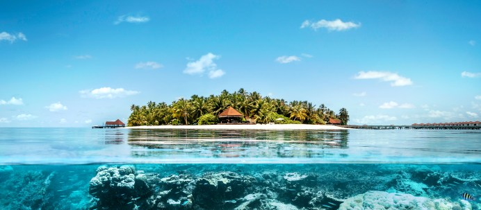Robinson Club Maldives © TUI