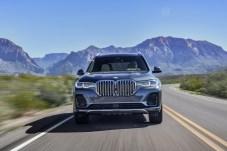 An Überholprestige düfte es dem X7 nicht mangeln. © BMW