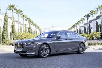 BMW 745Le x-Drive. Foto: Auto-Medienportal.Net/BMW