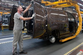 Die Automobilindustrie ist Deutschlands wichtigster Industriezweig. © PSA