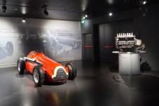 Ikone der Motorsport-Geschichte: die Alfetta 159. © Mirko Stepan / mid