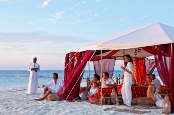 Robinson Crusoe wäre von dieser luxuriösen Privatinsel Thanda Island wohl nie wieder zurückgekehrt. © Thanda Island
