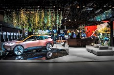 BMW experimentiert mit der Interaktion zwischen Mensch und Fahrzeug für den BMW iNEXT. Foto: Auto-Medienportal.Net/BMW