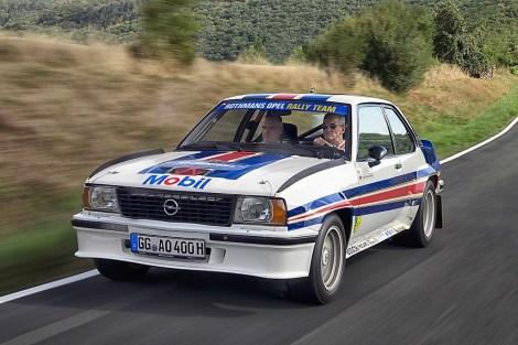 Opel Ascona B 400. Foto: Auto-Medienportal.Net/Opel