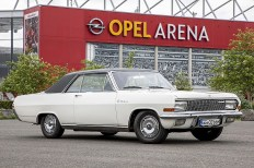 Opel Diplomat V8 Coupé (1964). Foto: Auto-Medienportal.Net/Opel