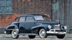 Opel Kapitän (1952). Foto: Auto-Medienportal.Net/Opel
