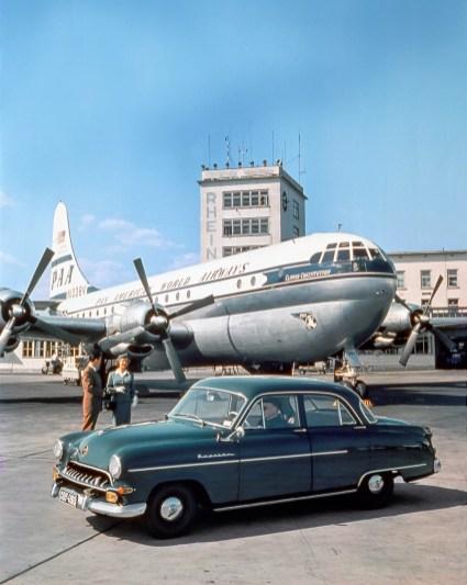 Opel Kapitän (1954). Foto: Auto-Medienportal.Net/Opel