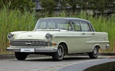 Opel Kapitän (1959). Foto: Auto-Medienportal.Net/Opel