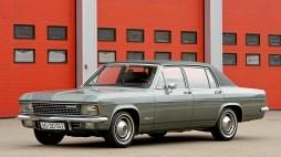 Opel Admiral (1970). Foto: Auto-Medienportal.Net/Opel