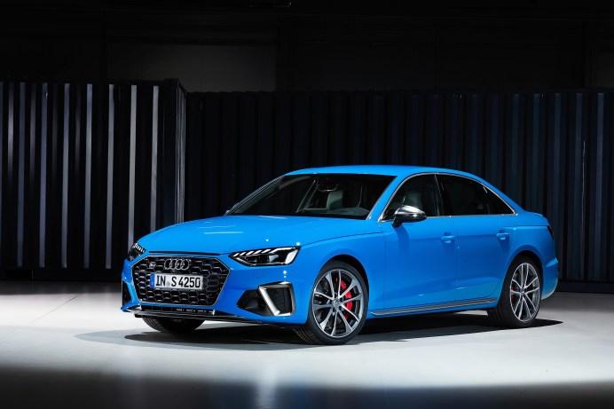 Die Front des Audi A4. © Audi