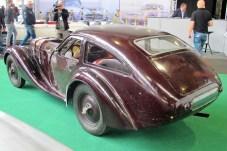 In Dänemark 1953 zum viersitzigen Coupé umgebauter BMW 328 von 1937