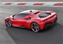 Mit dem SF 90 Stradale bringt Ferrari einen V8-Supersportwagen mit einer Leistung 1000 PS (730 kW) auf die Straße. Foto: Auto-Medienportal.Net/Ferrari