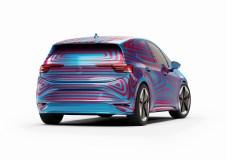 ID. werden alle Mitglieder dieser Modellfamilie heißen, die eine neue, eigenständige Produktreihe im Portfolio der Marke Volkswagen darstellt. © Volkswagen