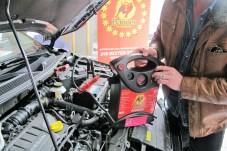 Perfekte Starthilfe gibt der richtig angeklemmte Banner Booster P3 EVO MAX