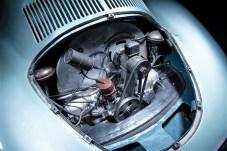 Typisch Käfer: der luftgekühlte Boxermotor im Heck. © Staud Studios / Courtesy of RM Sotheby's
