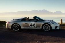 Ab sofort bestellbar: der Porsche 911 Speedster. © Porsche