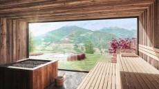 """Das Designthema """"Baum"""" ist überall präsent und mit viel Liebe zum Detail umgesetzt, so auch im hoteleigenen 2.500 Quadratmeter großen Spabereich. © TUI"""