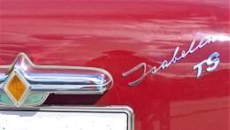 Deutsche Automobilgeschichte: die Isabella TS. Foto: Klaus H Frank