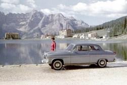 Isabella Limousine von 1954. Damals wie heute eine Schönheit. © Pixabay