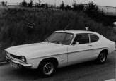Ford Capri Polizei, 1969-1972