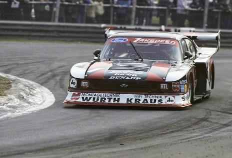 Ford Capri Turbo (1980). Foto: Auto-Medienportal.Net/Ford