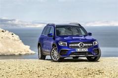Mercedes-Benz GLB. Foto: Auto-Medienportal.Net/Daimler