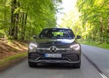 Aufgefrischter Alleskönner: das Facelift des Mercedes-Benz GLC wird ab Sommer 2019 bei den deutschen Händlern verfügbar sein. © Daimler