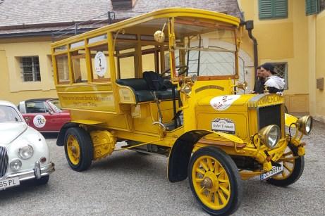 Commer Bus von 1909. 22 PS waren damals schon eine Sensation. © Jutta Bernhard / mid