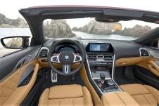 Das BMW M8 Cabriolet. Foto: Auto-Medienportal.Net/BMW