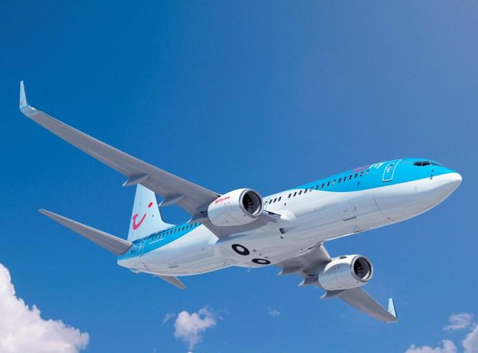 Take-off in Richtung Kapverden. © TUI