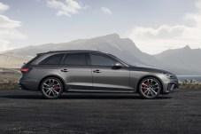 In die knackigere Seitenlinie haben die Designer viel Arbeitszeit investiert. © Audi