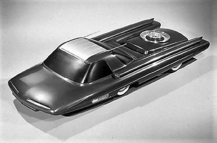 Ford Nucleon von 1958. Foto: v. Thyssen