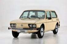 Volkswagen Brasilia (1980). Foto: Auto-Medienportal.Net/Autostadt