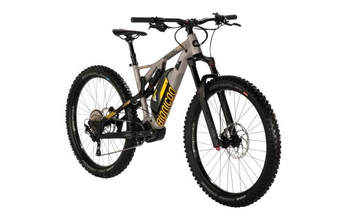 Fit fürs Gelände: das E-Mountainbike Bionicon Engine in der Trail-Variante. © Bionicon